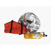 EEBD Air Escape Breathing Apparatus With Hood , Rescue Breathing Apparatus