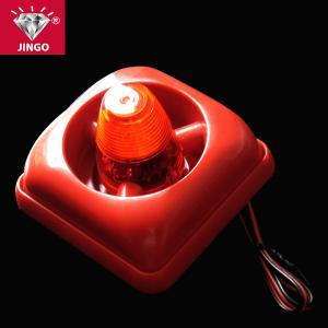 Conventional fire alarm systems 24V alarm sounder,horn,hooter