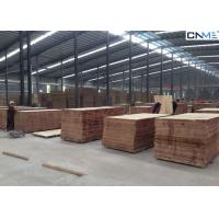 Wholesale ABS Coating Concrete Formwork Panels , Concrete Shuttering Panels Waterproof from china suppliers