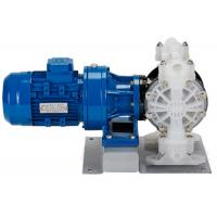 China Electric Diaphragm Pumps for toxic and volatile fluid transfer PP housing wholesale