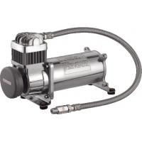 Remote Mount Air Filter 12V Car Air Suspension Compressor with Air Tank