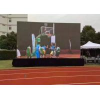 Led Display Trailer with P10 Mobile Led Screen Trailer for Mobile