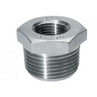 Wholesale CNC Machined Stainless Steel Pipe Fitting Hexagon Bushing ss316 ss304 from china suppliers