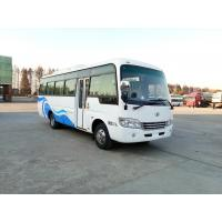 Buy cheap Front Engine 30 Seats Star Minibus High Transport City Bus For Exterior from wholesalers