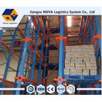 Wholesale Warehouse Storage Drive In Drive  Racking System Guaranteed by  ISO CE from china suppliers