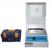 High Precision Temperature Control Melt Flow Rate Tester Easy Operation