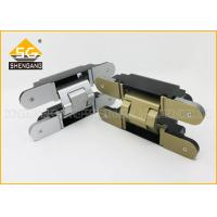 Wholesale Exterior Door Industrial German Hinges Hardware Heavy Duty 180 Degree from china suppliers