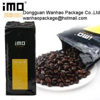 China Customized Coffee Bean / Coffee Powder Stand Up Pouches For Food Packaging wholesale