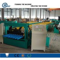 Fully Automatic Control Corrugated Roll Forming Machine / Roof Forming Machine