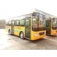 Buy cheap Public Transport Inter City Bus Export With Electric Wheelchair , Intercity Express Bus from wholesalers