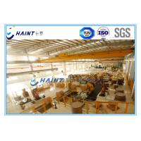 Wholesale Paper Mill Kraft Paper Roll Wrapping Machine , Full Automatic Paper Roll Packing Machine from china suppliers