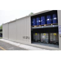 Galvanized Steel Sheet Explosion Proof Container Protecting Workers Reducing Fire Risk