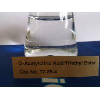 Wholesale Triethyl Citrate Plasticizer Non - Toxic For Cosmetics, Personal Care Products from china suppliers