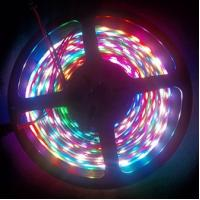 Quality 72leds/m Digital flexible led strip light with IC built-in LEDs for sale