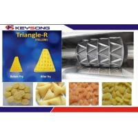 Fully Automatic Pani Puri Making Machine , Fried Snack Food Processing Machinery
