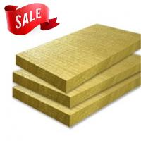 rock wool board insulation materials from China