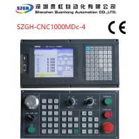 China four axes  1um precision support PLC & external MPG  for Milling CNC Controller wholesale