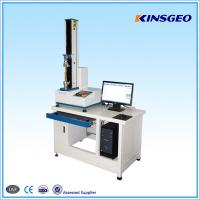 Wholesale Double Pole Tensile Testing Machine with Panasonic Servo Motor for Testing Compressive Strength from china suppliers