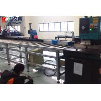 Busway Packaging Machine , Busduct Production Line 12x160mm Max Working Size