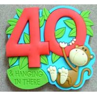 Wholesale Fruit Seris 3D fridge magnet from china suppliers