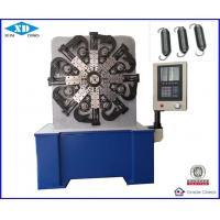 Low Noise Spring Forming Machine With Rotation Core System / CNC Spring Coiler
