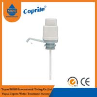 Wholesale Plastic Manual Drinking Water Pump , 5 Gallon Bottled Water Pump from china suppliers