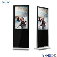 Buy cheap Wifi 3G LCD Touch Screen Digital Signage Advertising Kiosks Displays 1920*1080 from wholesalers