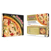 Frozen Food Shipping Boxes For Pizza / Chocolate Packaging Embossing Printing