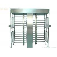 China Security IR Sensor Full Height Turnstiles Gate Prison Government Barrier wholesale