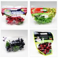 Health Food Grade Plastic Bag Stand Up Resealable Pouches Logo Printable