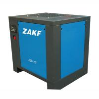 10HP Stationary Air Compressor , 7.5KW Belt Air Cooling Heavy Duty Air Compressor