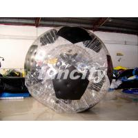 Quality Durable Tpu/Pvc Material Children / Adults Inflatable Zorb Ball for sale