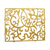 China Customized  Aluminum Panels With 3D Decoration Effect For Decoration wholesale