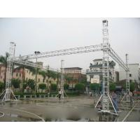 Advertising Performance Stage Aluminum Truss Spigot Square Recycled Long Span