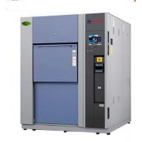 High And Low Temperature Thermal Shock Test Chamber Refrigeration System ±0.5℃ 72L
