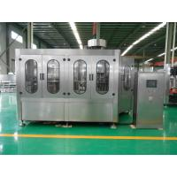 Wholesale 3 In 1 Aseptic Juice Filling Machine / Automatic Hot Filling Machine For PET Bottle from china suppliers