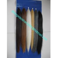 Handmade natural 70-76 cm double thickness false horse tails for hot selling