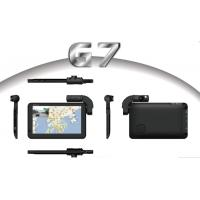 China G7 Waterproof Separate Lens Car GPS Navigator Built DVR Black Box wholesale