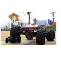 Off Road Waterproof RC Monster Truck High Powered With Aggressive Tyres