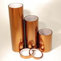 Quality kapton tapes polyimide sillicone tape for high temperature for sale