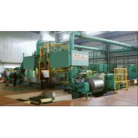 China Carbon Steel 6 Hi Cold Rolling Mill , Hydraulic Pressure Down Cold Rolling Machine wholesale