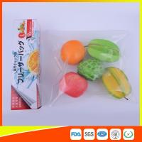 Wholesale PE Clear Freezer Zip Lock Bags , Double Resealable Freezer Bags For Food from china suppliers