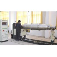 Horizontal decanter centrifugal used for clarification high concentrations of solid