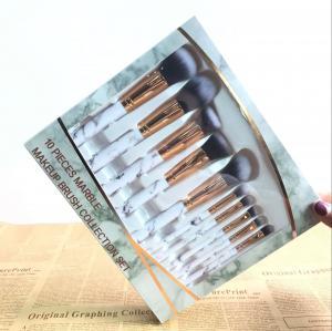 Marble Makeup brush Set, Marble Makeup Brush Collection Set, Professional Cosmetic Brush Set