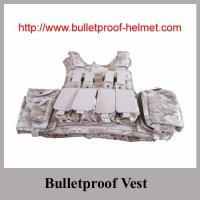 Wholesale cheap NIJ IIIA Bullet-proof Vest with camouflage desert white colors