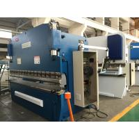 160 Ton Cnc Hydraulic Bending Machine / Hydraulic Sheet Metal Brake