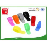 Wholesale Color Back To Back Hook And Loop Cable Tie / Nylon Hook And Loop Fastener Strap from china suppliers