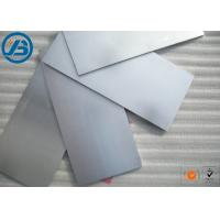 Wholesale High Strength Magnesium Alloy Sheet 5mm 7mm Magnesium Sheet Stock For Photoengraving from china suppliers