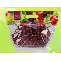 China Transparent Stand Up Barrier Pouches , Recycled Small Fruit Storage Bags wholesale