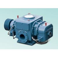 China Low Noise Tri-Lobe Roots Blower , Traditional Water Cooling Air Roots Blowers wholesale